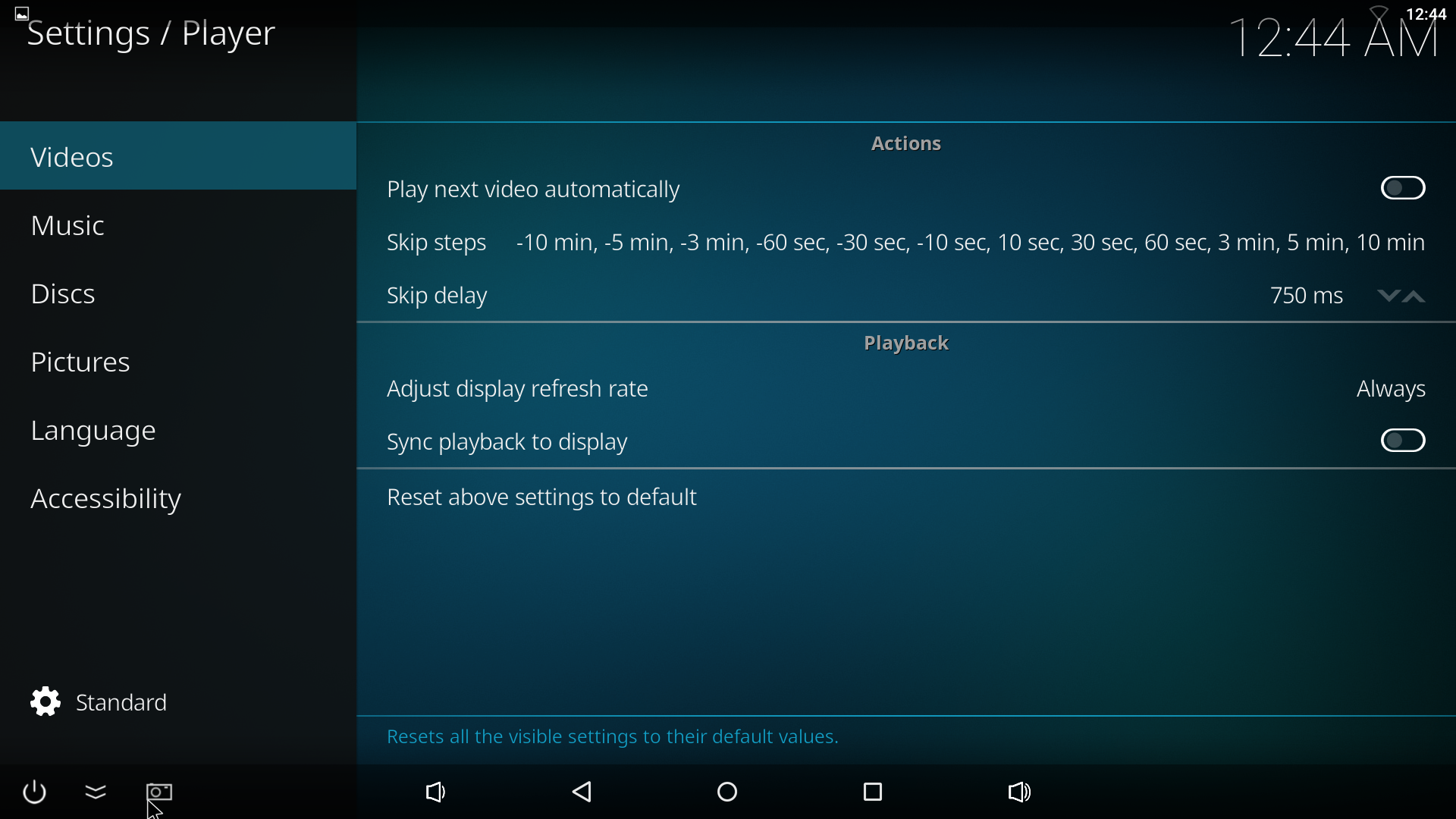 Amlogic S905 AM1, AM2 firmware update with Android 6 0 1, version 1 1 1